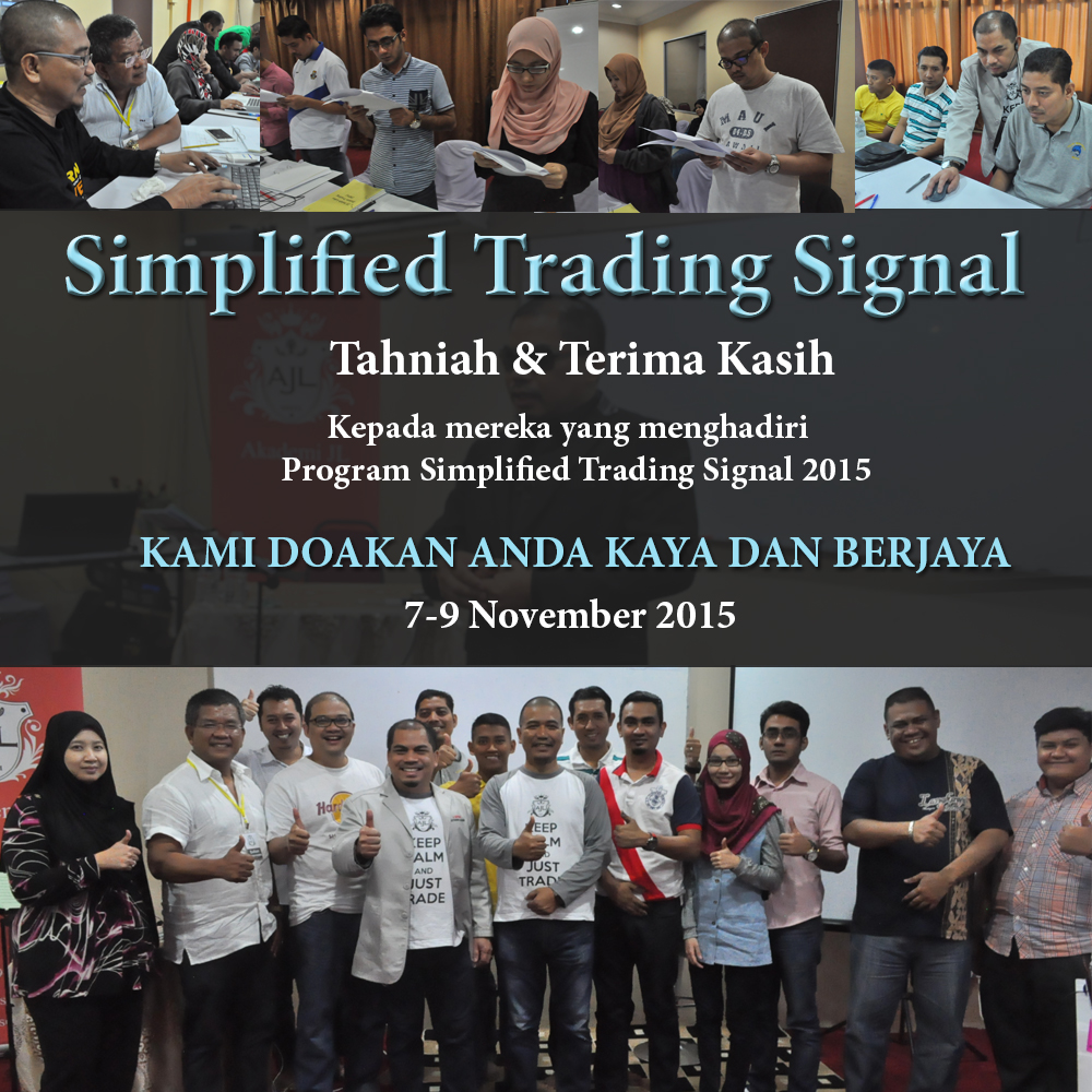Program Simplified Trading Signal #STS November 2015
