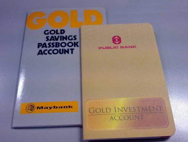 pelaburan emas, gold investment